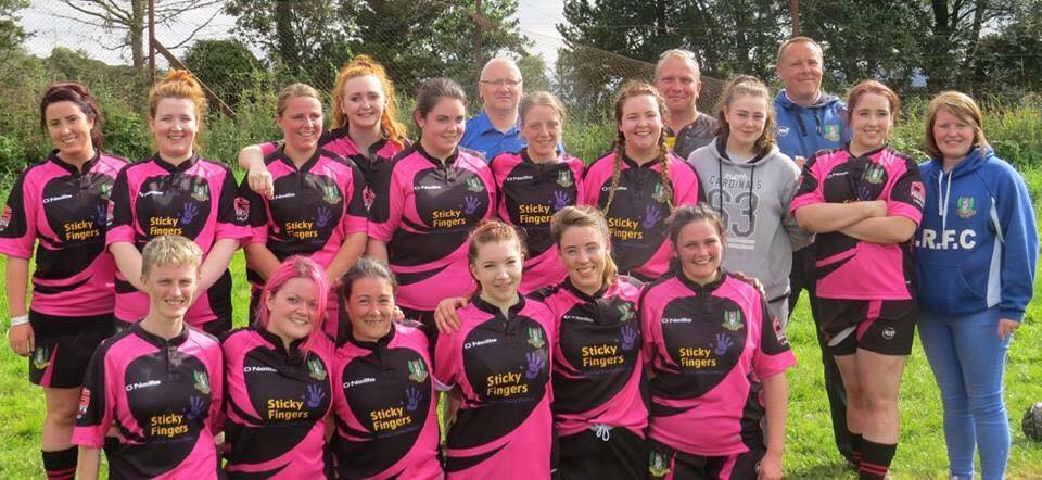 Womens team 2015